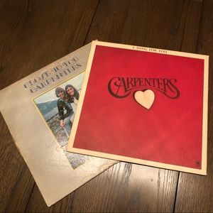 The Carpenters | Song for You | Set Of Vinyl